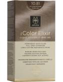 APIVITA my Color Elixir 10.81 Platinum Blonde Pearl Ash - Κατάξανθο Περλέ Σαντρέ
