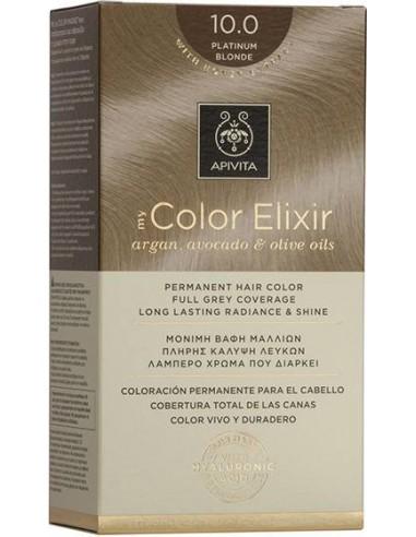 APIVITA my Color Elixir 10.0 Platinum Blonde - Κατάξανθο
