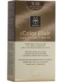 APIVITA my Color Elixir 9.38 Very Light Blonde Gold Pearl - Ξανθό Πολύ Ανοιχτό Μελί Περλέ
