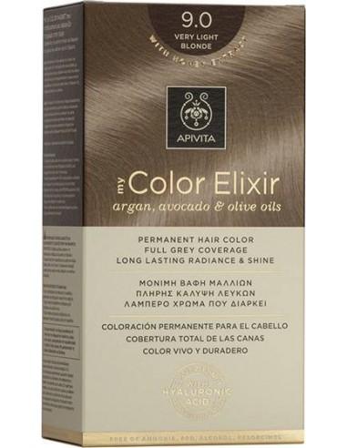 APIVITA my Color Elixir 9.0 Very Light Blonde - Ξανθό Πολύ Ανοιχτό