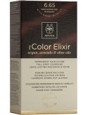 APIVITA my Color Elixir 6.65 Dark Blonde Red Mahogany - Έντονο Κόκκινο
