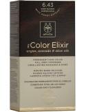 APIVITA my Color Elixir 6.43 Dark Blonde Copper Gold - Ξανθό Σκούρο Χάλκινο Μελί