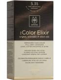 APIVITA my Color Elixir 5.35 Light Brown Gold Mahogany - Καστανό Ανοιχτό Μελί Μαόνι