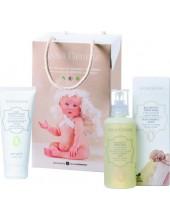 Anne Geddes Baby Bubble Bath 250ml & Bio Protective Cream 100ml