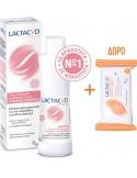 LACTACYD Sensitive Intimate Wash 250ml & ΔΩΡΟ Lactacyd Wipes 15pcs