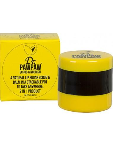 Dr.PAWPAW Scrub & Nourish 16gr
