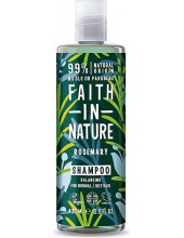 FAITH IN NATURE Shampoo Rosemary 400ml