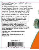 NOW GTF Chromium 200mcg 250 Tabs