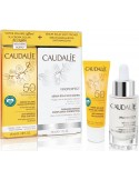CAUDALIE Vinoperfect Radiance Serum Complexion Correcting 30 ml & ΔΩΡΟ Anti-wrinkle Face Suncare 25ml