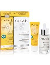 CAUDALIE Vinoperfect Radiance Serum Complexion Correcting 30 ml & ΔΩΡΟ Anti-wrinkle Face Suncare 25ml