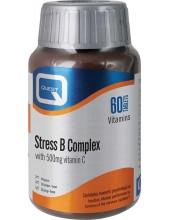 QUEST Stress B Complex with 500mg Vitamin C 60 Tabs