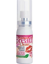 UNI-PHARMA Breath Clean Spray Δυόσμος 20ml