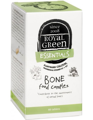 AM HEALTH Royal Green BoneFood Complex 60 Caps