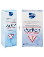 COSVAL Variton Dermo-Gel 100ml + ΔΩΡΟ Variton Complex 20 Tabs