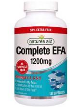 NATURES AID Complete EFA, Omega 3-6-9, 90 softgels
