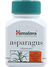 HIMALAYA  Asparagus 60 Tabs