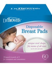 DR.BROWN'S Disposable Breast Pads 30pads
