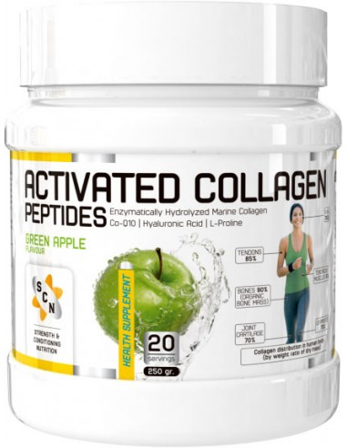 SCN Activated Collagen Peptides 250gr