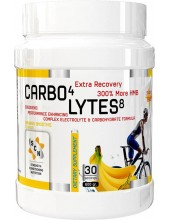 SCN Carbo4 - Lytes8 Extra Recovery Lime - Lemon Flavour 600gr