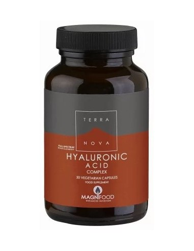 TERRANOVA Hyaluronic Acid Complex 50 veg.Caps