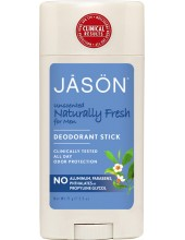 JASON Naturally Fresh Deodorant Stick for Μan 71g