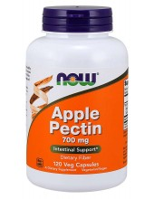 NOW Apple Pectin 700mg 120 Veg.Caps