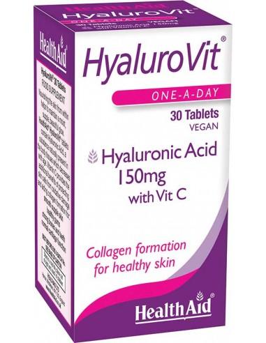 HEALTH AID HyaluroVit 30 Tabs