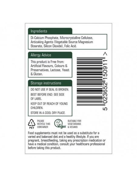 NATURES AID Folic Acid 400μg 90 Tabs
