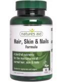 NATURES AID Hair, Skin and Nails Formula 90 Tabs