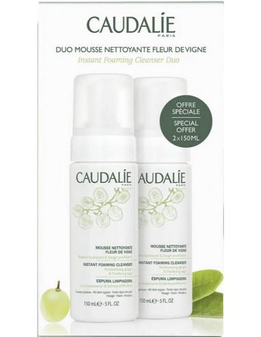 CAUDALIE Instant Foaming Cleanser (2x150ml)