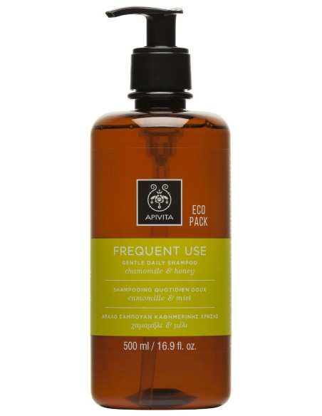 APIVITA GENTLE DAILY Shampoo Chamomile & Honey 250ml