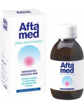 AFTA MED Oral Mouthwash 150ml
