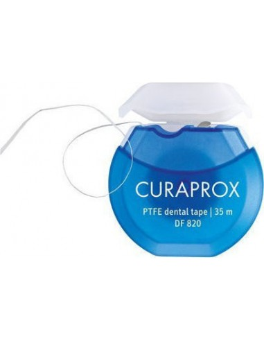 CURAPROX DF 820 PTFE Dental Tape 35m