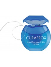 CURAPROX DF 834 PTFE Dental Floss Waxed 50m