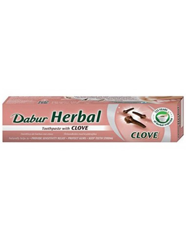 DABUR Herbal Toothpaste with Clove 100ml