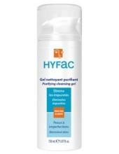 HYFAC Gel Nettoyant Purifiant 150ml