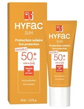 Hyfac Sun Protection Spf50+ Dry Touch, Anti-Pollution, 40ml