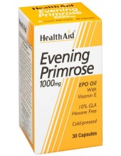 HEALTH AID Evening Primrose 1000mg 30 caps