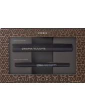 KORRES Set Promo Volcanic Minerals Drama Volume Mascara 01 Black 11ml & Minerals Liquid Eyeliner Pen 01 Black 1ml
