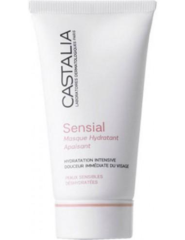 CASTALIA Sensial Masque Hydratant Apaisant 50ml