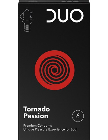 DUO Tornado Passion 6 pcs