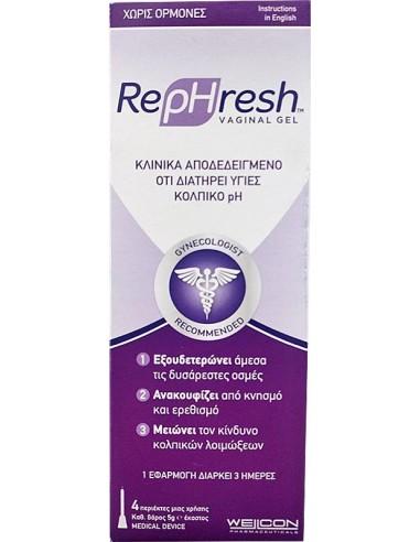 REPHRESH Vaginal Gel