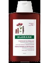 KLORANE Shampoo with Quinine (κυνίνη) and B vitamins 400ml