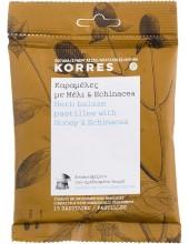 KORRES Herb Balsam Pastilles with Honey & Echinacea 15 Pastilles