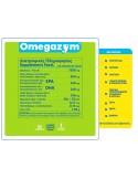 HOLISTIC MED Omegazym Plus 30 Soft Caps