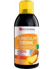 Forte Pharma Turboslim Drink Γεύση Τσάι-Ροδάκινο, 500ml