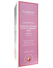 FOLTENE Shampoo Strengthening For Thinning Hair for Women 200ml