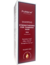 FOLTENE Shampoo Strengthening For Thinning Hair for Men 200ml