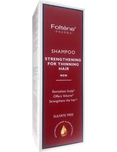 FOLTENE Shampoo Strengthening For Thinning Hair for Men 200ml