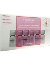 FOLTENE Hair & Scalp Treatment for Women 100ml (ampoules 12 x 8,3ml)